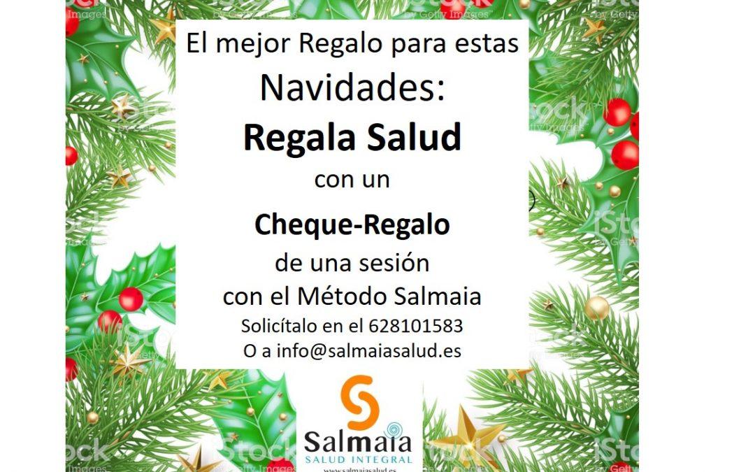 Estas Navidades Regala Salud